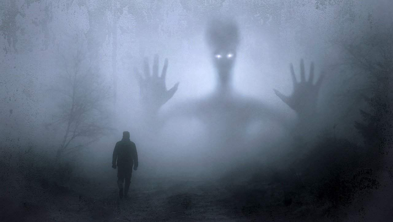 What Does It Mean When You Dream About Ghosts?