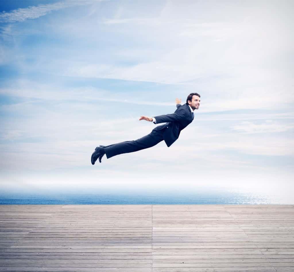 man-flying-in-dream